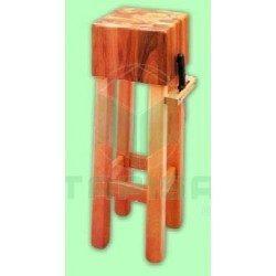 Tajo domestico de madera