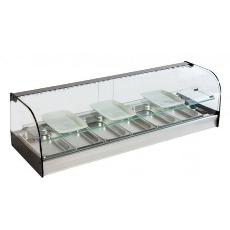 Vitrina frigorífica de Cubetas Gastronorm - FR-E