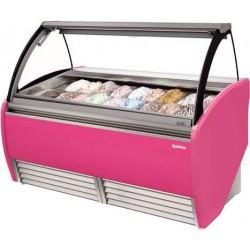 Vitrina de helados de Infrico VAR-1500-H