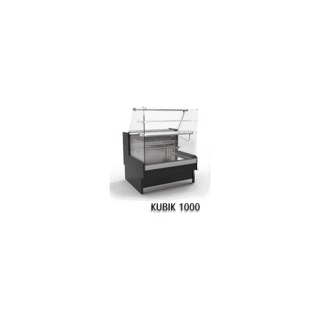 Vitrina refrigerada pastelera serie Kubik 1000