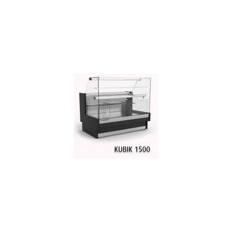 Vitrina refrigerada pastelera serie Kubik 1500