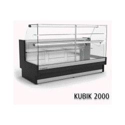 Vitrina refrigerada pastelera serie Kubik 2000