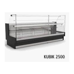 Vitrina refrigerada pastelera serie Kubik 2500