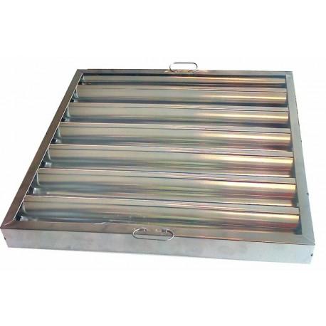 Filtro de lamas para campana extractora industrial for Limpiar filtros campana aluminio