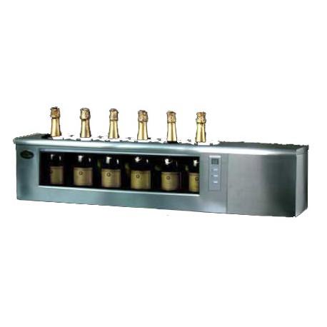 Vinoteca de refrigeración por compresor